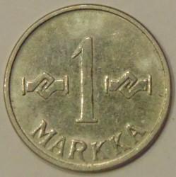 Münze > 1Mark, 1959 - Finnland  - reverse