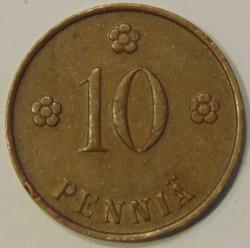 Münze > 10Penny, 1936 - Finnland  - obverse