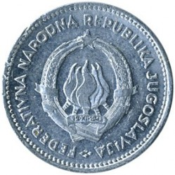 Münze > 50Para, 1953 - Jugoslawien  - reverse
