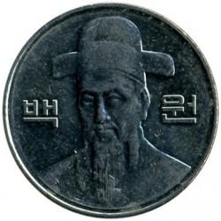 Moneta > 100vonų, 2011 - Pietų Korėja  - obverse