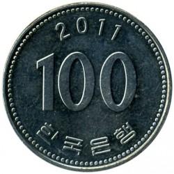 Moneta > 100vonų, 2011 - Pietų Korėja  - reverse