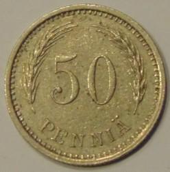 Münze > 50Penny, 1934 - Finnland  - reverse