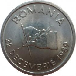 Monēta > 10leju, 1990-1992 - Rumānija  - obverse