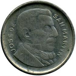 Moneta > 20sentavų, 1954-1956 - Argentina  - obverse