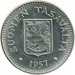 Münze > 200Mark, 1957 - Finnland  - obverse