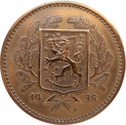 Münze > 20Mark, 1938 - Finnland  - obverse