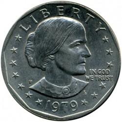 Νόμισμα > 1Δολάριο, 1979-1999 - Η.Π.Α  - obverse