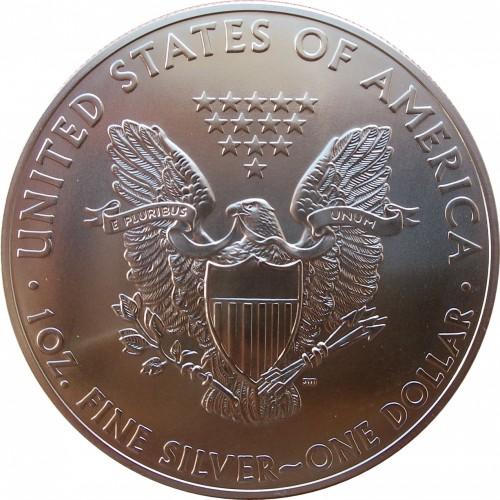 1 Dollar 1986 2018 American Silver Eagle Usa Münzen Wert