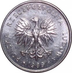 Кованица > 2злота, 1989-1990 - Пољска  - obverse