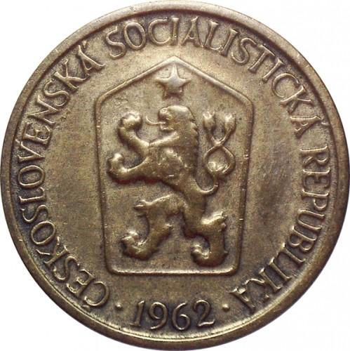 1 Koruna 1961 1990 Czechoslovakia Coin Value Ucoinnet