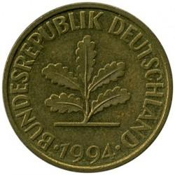 Münze > 10Pfennig, 1994 - Deutschland  - obverse