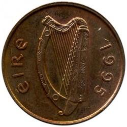 العملة > 2بنس, 1988-2000 - ايرلندا  - obverse