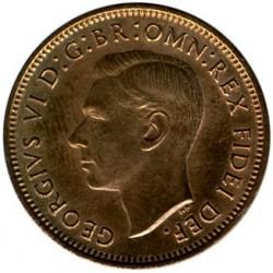 錢幣 > 1花星, 1951 - 英國  - obverse