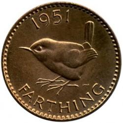 錢幣 > 1花星, 1951 - 英國  - reverse