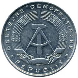 Монета > 5пфеннигов, 1968-1975 - Германия - ГДР  - obverse