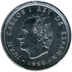 سکه > 10پزوتا, 1998-2000 - اسپانیا  - obverse