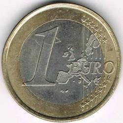 מטבע > 1אירו, 1999-2006 - צרפת  - reverse