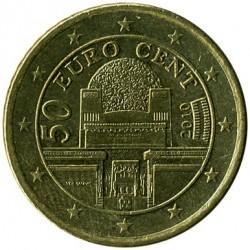 Νόμισμα > 50eurocent, 2008-2019 - Αυστρία  - obverse