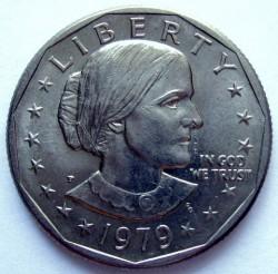 Moneta > 1dolar, 1979 - USA  - obverse