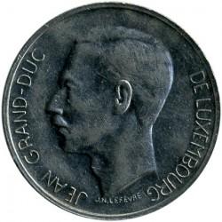 Монета > 10франків, 1971-1980 - Люксембург  - obverse