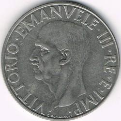 Moneta > 1lira, 1939-1940 - Italija  - obverse
