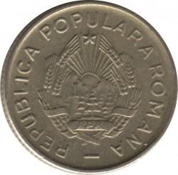 מטבע > 10באני, 1954 - רומניה  - obverse