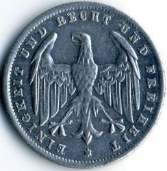 Münze > 500Mark, 1923 - Deutschland  - obverse