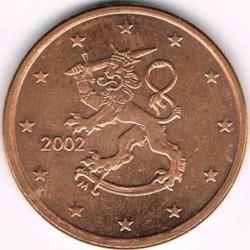 Monedă > 5eurocent, 1999-2018 - Finlanda  - obverse