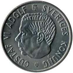 Pièce > 2couronnes, 1968-1971 - Suède  - obverse