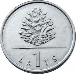 Moneta > 1lats, 2006 - Lettonia  (Pigna) - reverse