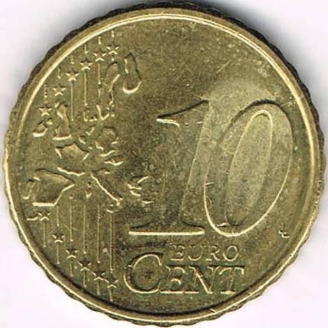 10 Eurocent 1999 2006 Finnland Münzen Wert Ucoinnet