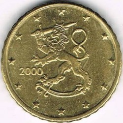 Moneta > 10eurocentų, 1999-2006 - Suomija  - reverse