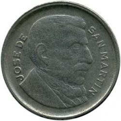 Монета > 10сентавос, 1954-1956 - Аржентина  - obverse