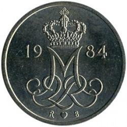 Moneda > 10ore, 1984 - Dinamarca  - obverse
