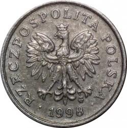 Coin > 10groszy, 1990-2016 - Poland  - obverse