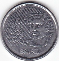 Moeda > 1centavo, 1994-1997 - Brasil  - obverse
