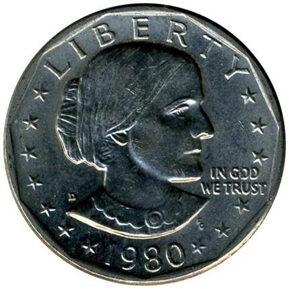 1 Dollar 1979 1999 Usa Münzen Wert Ucoinnet