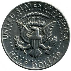 سکه > ½دلار, 1971-1974 - ایالات متحده آمریکا  (Kennedy Half Dollar) - reverse