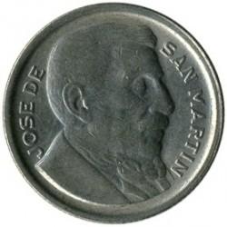 Pièce > 5centavos, 1951-1953 - Argentine  - obverse