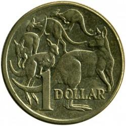 Moneta > 1doleris, 2000-2017 - Australija  - reverse