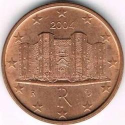 Moneta > 1centesimodieuro, 2004 - Italia  - obverse