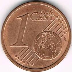 Moneta > 1centesimodieuro, 2004 - Italia  - reverse