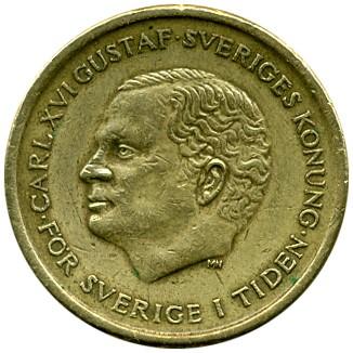 10 Kronen 1991 2000 Schweden Münzen Wert Ucoinnet