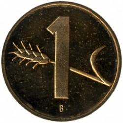 Νόμισμα > 1Ράππεν, 1948-2006 - Ελβετία  - reverse