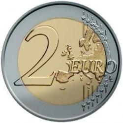 Moneda > 2euros, 2007 - Mónaco  (25 aniversario - Muerte de la Princesa Grace) - reverse