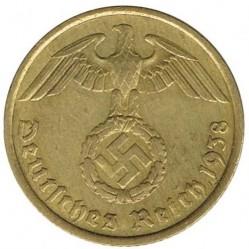 العملة > 10رايخبفنغ, 1936-1939 - ألمانيا الرايخ الثالث  - obverse