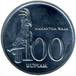 Кованица > 100рупија, 1999-2005 - Индонезија  - reverse