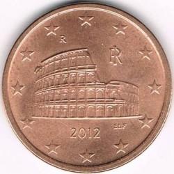 سکه > 5eurocent, 2002-2019 - ایتالیا  - obverse