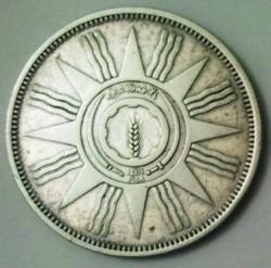 Monēta > 100filsu, 1959 - Irāka  - obverse