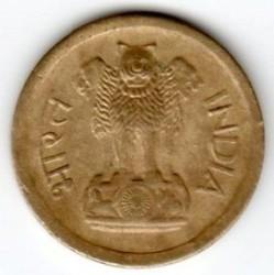 Mynt > 1nypaisa, 1962-1963 - India  - obverse